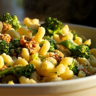 Broccoli Pasta with Sausage 3