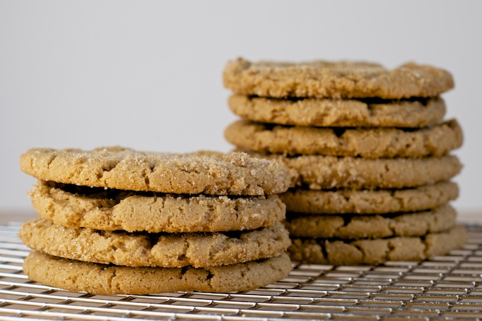 Browned Butter Brown Sugar Cookies