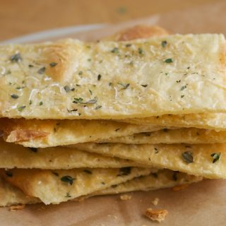 Flatbread with Honey and Thyme