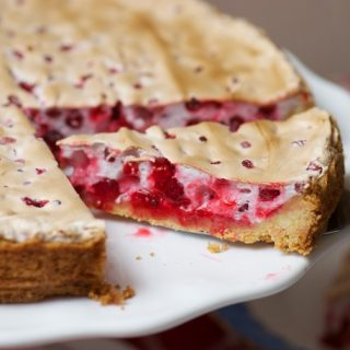 Red Currant Tart