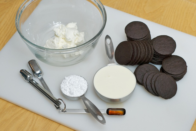 Homemade Chocolate Wafers + Icebox Cupcakes Recipe — Dishmaps