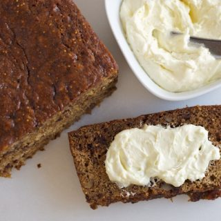Fig Date Bread