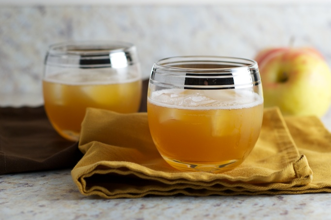 Cider Bourbon Cocktail