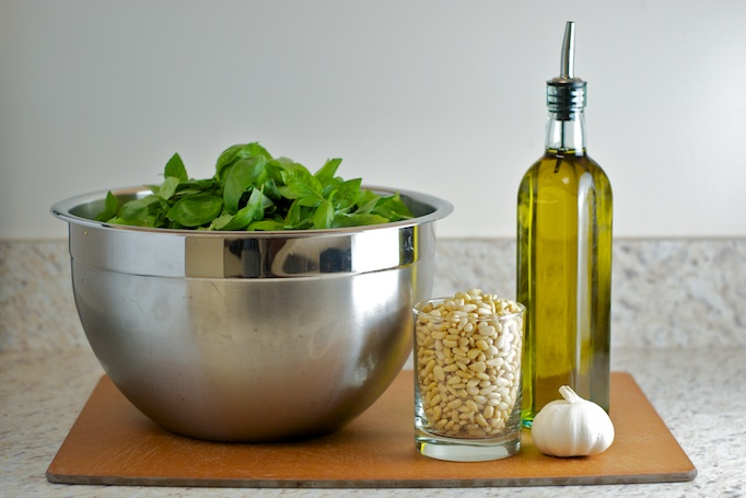 Classic Pesto | Heather homemade