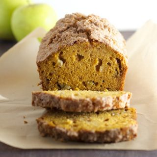 Pumpkin-Apple Bread