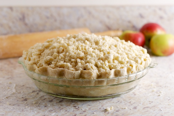 apple crumble pie apple pie with chinese five crumb topped apple pie ...