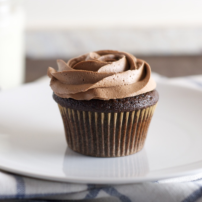 Dr. Pepper Chocolate Cake Or Cupcakes