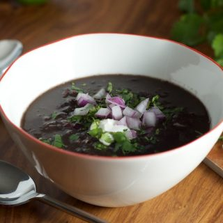 Black Bean Soup 6