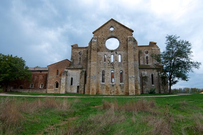 Abbazia di San Galgano - Abbey of San Galgano