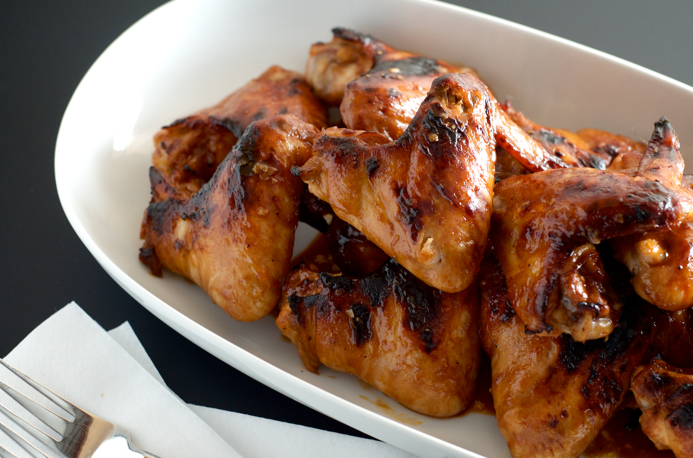 Hot and Sticky Bitter Wing Sauce