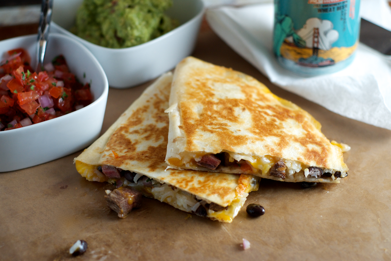 Burrito + Quesadilla = Burritodilla