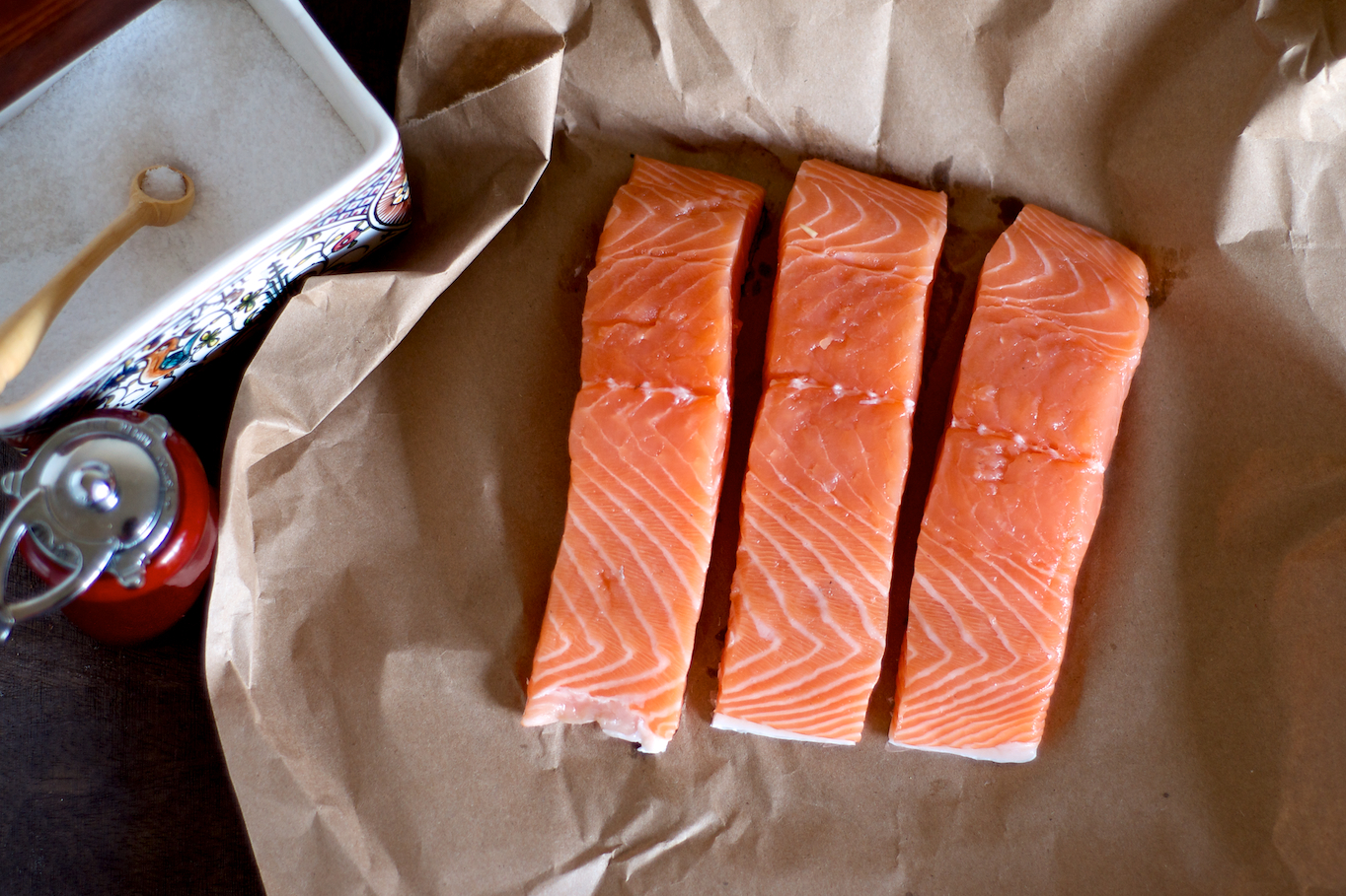Perfect Pan-Seared Salmon