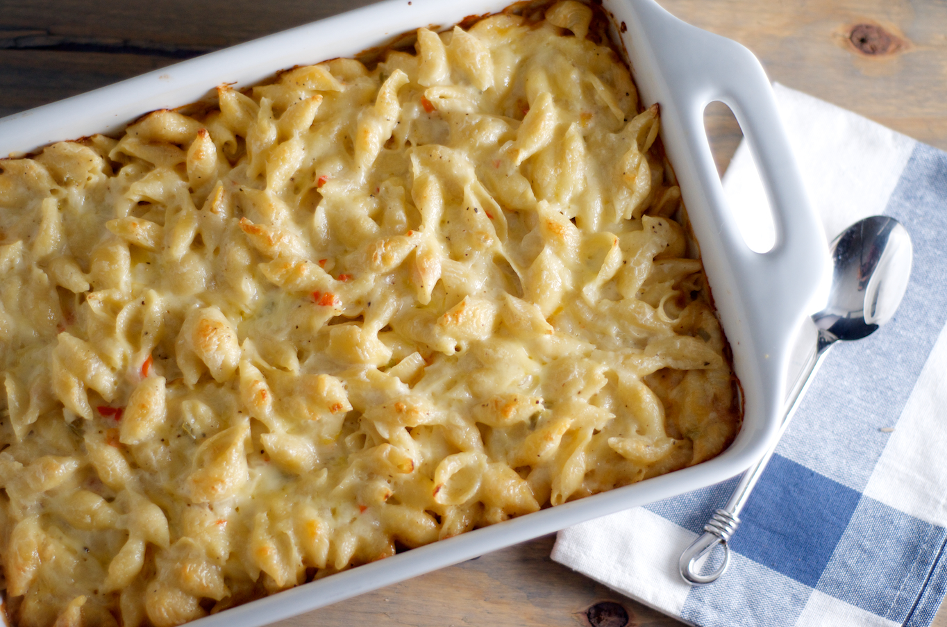 Macaroni and Cheese Shepard's Pie