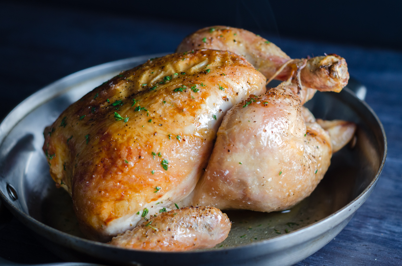 favorite simple roast simple roast chicken in my my favorite simple ...