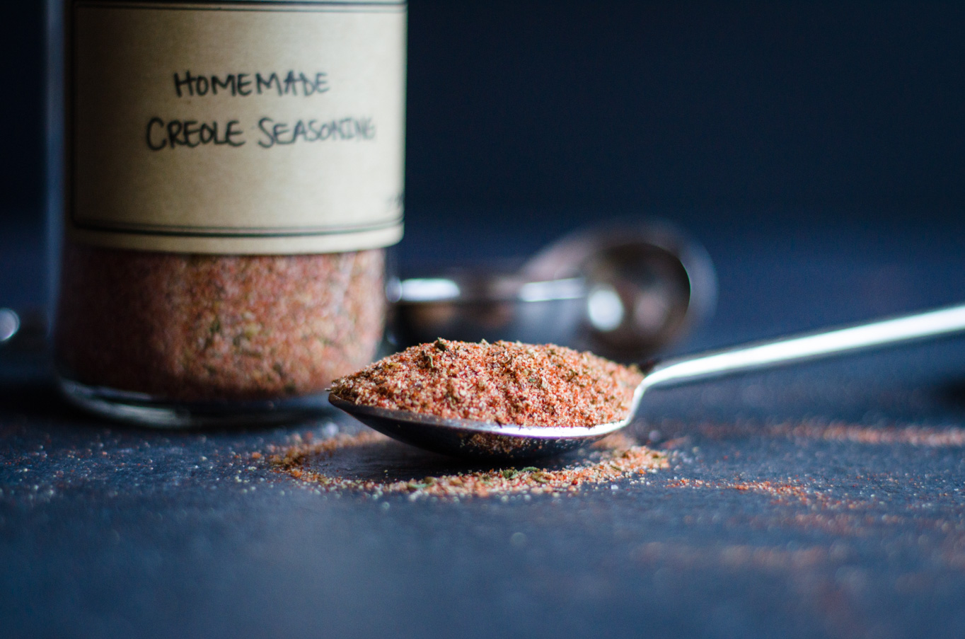 DIY Creole Seasoning